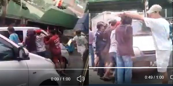 Anies Takut Dan Melempem, Preman Tn Abang Makin Merajalela Dan Brutal