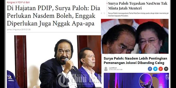 Nasdem Dan Surya Paloh Taklah Bodoh Dan Memalukan Opini Indonesia Seword