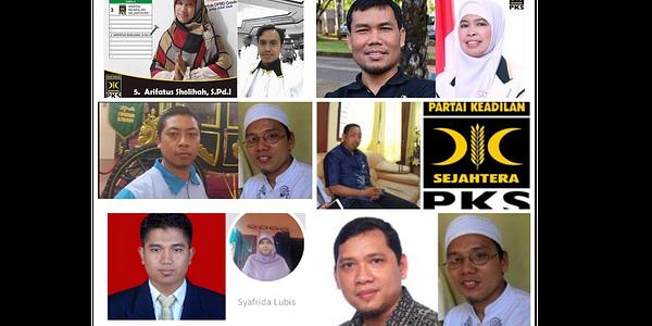 """Wajah """"Orang"""" PKS Di Belakang Situs Penyebar Hoax/Fitnah dan Provokasi SARA"""
