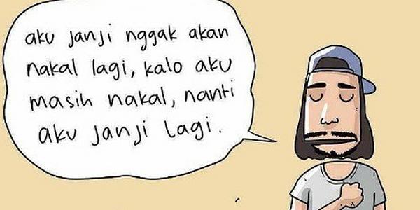 Janji Prabowo Yang Ah....Sudahlah.....