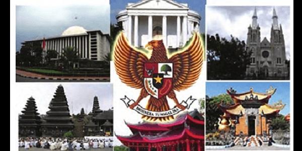 Indonesia Bangunlah! Ada Potensi Bahaya Adu Domba karena Agama di Negeri Ini!