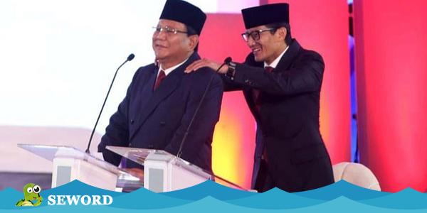 Debat Capres: 6 Hoax Yang Dilempar Prabowo – Sandiaga! Anjrit!